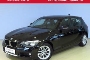 Авто BMW 1 серия, 2013 года выпуска, цена 944 600 руб., Москва