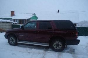 Автомобиль Chevrolet Blazer, хорошее состояние, 1997 года выпуска, цена 250 000 руб., Ивановская область