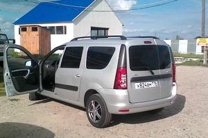 Подержанный автомобиль ВАЗ (Lada) Largus, отличное состояние, 2016 года выпуска, цена 490 000 руб., Набережные Челны
