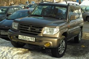 Автомобиль Mitsubishi Pajero Pinin, отличное состояние, 2005 года выпуска, цена 499 000 руб., Пермь