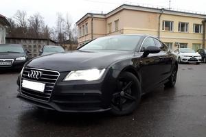 Подержанный автомобиль Audi A7, отличное состояние, 2013 года выпуска, цена 1 700 000 руб., Санкт-Петербург
