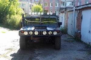 Автомобиль Hummer H1, отличное состояние, 2003 года выпуска, цена 5 350 000 руб., Чебоксары