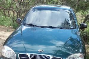Автомобиль Daewoo Lanos, хорошее состояние, 2005 года выпуска, цена 215 000 руб., Алупка