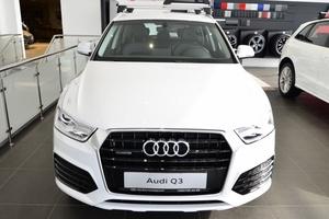 Авто Audi Q3, 2017 года выпуска, цена 2 475 084 руб., Москва