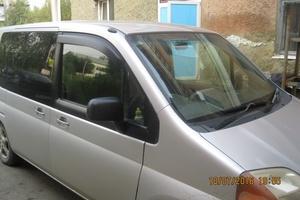 Автомобиль Honda Mobilio, отличное состояние, 2004 года выпуска, цена 180 000 руб., Серов