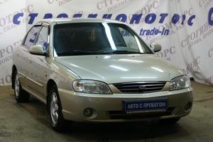 Авто Kia Spectra, 2008 года выпуска, цена 189 000 руб., Москва