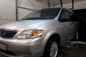 Автомобиль Mazda MPV, хорошее состояние, 2001 года выпуска, цена 305 000 руб., Краснодар