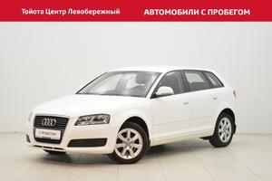 Подержанный автомобиль Audi A3, отличное состояние, 2009 года выпуска, цена 525 000 руб., Москва