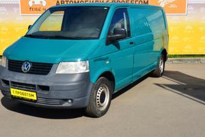 Авто Volkswagen Transporter, 2007 года выпуска, цена 464 300 руб., Москва