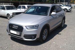 Подержанный автомобиль Audi Q3, отличное состояние, 2013 года выпуска, цена 1 180 000 руб., Самара