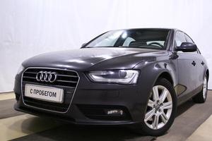 Подержанный автомобиль Audi A4, отличное состояние, 2012 года выпуска, цена 920 000 руб., Санкт-Петербург