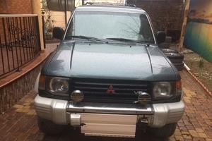Автомобиль Mitsubishi Montero, среднее состояние, 1994 года выпуска, цена 320 000 руб., Анапа
