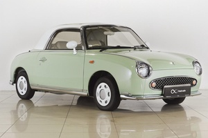 Авто Nissan Figaro, 1991 года выпуска, цена 860 000 руб., Москва