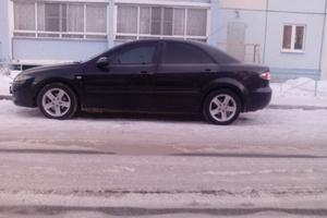 Подержанный автомобиль Mazda 6, хорошее состояние, 2005 года выпуска, цена 320 000 руб., Челябинская область