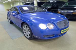 Авто Bentley Continental GT, 2004 года выпуска, цена 1 890 000 руб., Москва