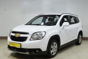 Авто Chevrolet Orlando, 2013 года выпуска, цена 619 000 руб., Москва