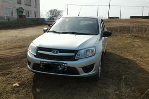 Подержанный автомобиль ВАЗ (Lada) Granta, хорошее состояние, 2015 года выпуска, цена 300 000 руб., Снежинск