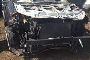 Автомобиль Renault Koleos, битый состояние, 2013 года выпуска, цена 255 000 руб., Хотьково