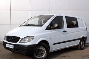 Авто Mercedes-Benz Vito, 2008 года выпуска, цена 750 000 руб., Москва