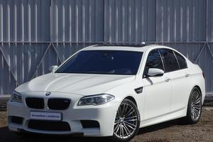 Авто BMW M5, 2013 года выпуска, цена 3 356 000 руб., Москва