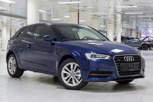 Подержанный автомобиль Audi A3, отличное состояние, 2012 года выпуска, цена 755 555 руб., Москва