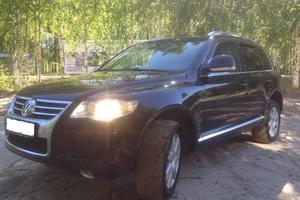 Автомобиль Volkswagen Touareg, отличное состояние, 2007 года выпуска, цена 890 000 руб., ао. Ханты-Мансийский Автономный округ - Югра