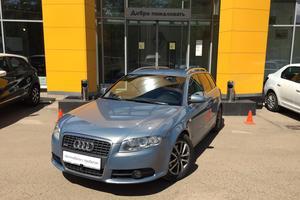Подержанный автомобиль Audi A4, отличное состояние, 2006 года выпуска, цена 595 000 руб., Москва