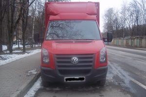 Автомобиль Volkswagen Crafter, отличное состояние, 2008 года выпуска, цена 830 000 руб., Мытищи