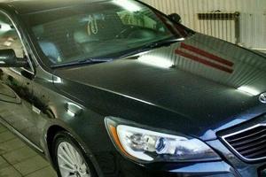 Автомобиль Kia Cadenza, хорошее состояние, 2010 года выпуска, цена 850 000 руб., Ростовская область