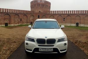 Подержанный автомобиль BMW X3, отличное состояние, 2011 года выпуска, цена 1 330 000 руб., Смоленск