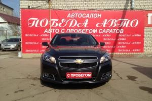 Авто Chevrolet Malibu, 2014 года выпуска, цена 779 000 руб., Саратов