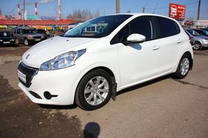 Авто Peugeot 208, 2013 года выпуска, цена 580 000 руб., Киров
