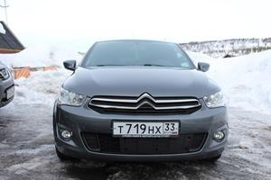 Автомобиль Citroen C-Elysee, хорошее состояние, 2014 года выпуска, цена 640 000 руб., Североморск