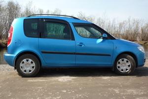 Автомобиль Skoda Roomster, хорошее состояние, 2009 года выпуска, цена 350 000 руб., Красноярск