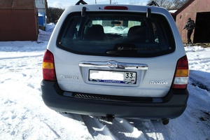 Автомобиль Mazda Tribute, отличное состояние, 2001 года выпуска, цена 265 000 руб., Владимир