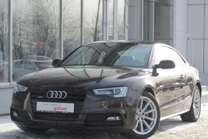 Подержанный автомобиль Audi A5, отличное состояние, 2015 года выпуска, цена 1 895 000 руб., Екатеринбург