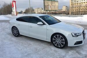 Подержанный автомобиль Audi A5, отличное состояние, 2014 года выпуска, цена 1 900 000 руб., Екатеринбург