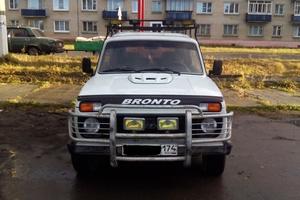 Подержанный автомобиль ВАЗ (Lada) 4x4, хорошее состояние, 2001 года выпуска, цена 258 000 руб., Озерск