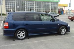 Автомобиль Honda Odyssey, хорошее состояние, 2001 года выпуска, цена 320 000 руб., Краснодар