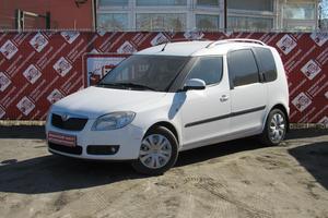 Авто Skoda Roomster, 2008 года выпуска, цена 319 000 руб., Санкт-Петербург