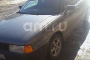 Автомобиль Audi 80, хорошее состояние, 1990 года выпуска, цена 95 000 руб., Иваново