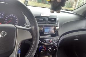 Автомобиль Hyundai Solaris, хорошее состояние, 2014 года выпуска, цена 490 000 руб., Фрязино