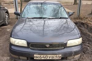 Автомобиль Nissan Bluebird, среднее состояние, 1993 года выпуска, цена 60 000 руб., Великий Новгород