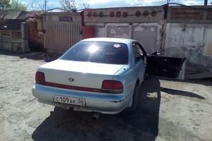 Автомобиль Nissan Bluebird, среднее состояние, 1994 года выпуска, цена 120 000 руб., Самарская область