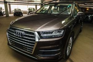 Новый автомобиль Audi Q7, 2017 года выпуска, цена 5 093 515 руб., Москва