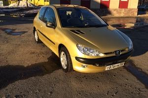 Автомобиль Peugeot 206, хорошее состояние, 2005 года выпуска, цена 160 000 руб., Магнитогорск