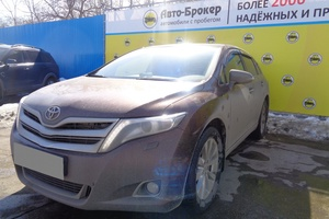 Авто Toyota Venza, 2014 года выпуска, цена 1 550 000 руб., Самара