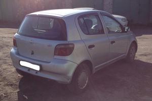 Автомобиль Toyota Vitz, хорошее состояние, 1999 года выпуска, цена 120 000 руб., Барнаул