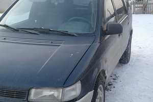 Автомобиль Mitsubishi Space Wagon, среднее состояние, 1994 года выпуска, цена 158 000 руб., Новосибирск