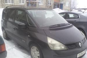 Автомобиль Renault Espace, хорошее состояние, 2006 года выпуска, цена 380 000 руб., Мончегорск